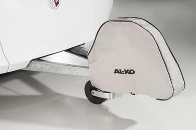 The new AL-KO Premium Weather Guard offers the ideal cover solution for all components of the caravan drawbar.