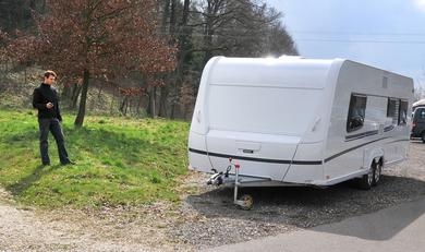 AL-KO MAMMUT, the maneuvering system for caravan tandems, is now even more flexible.