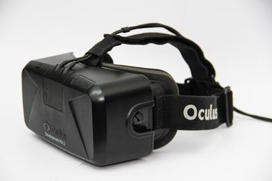 Visitors can experience the new Truma iNet System with the help of Oculus Virtual Reality glasses