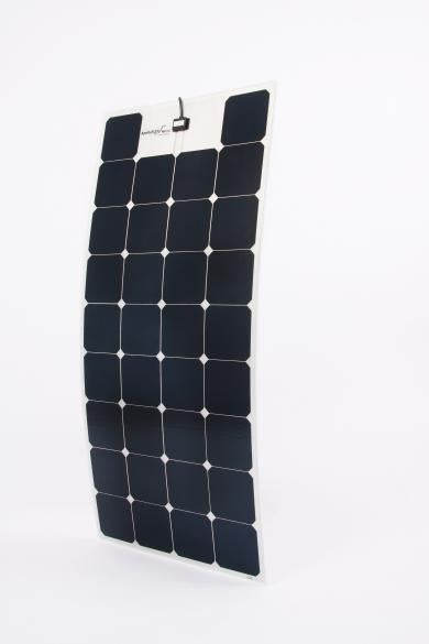 New Solar Panel Series Apolloflex Mono Trade Fair