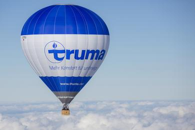 Truma hot air balloon